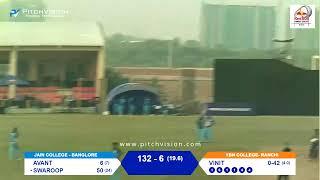 Red Bull Campus Cricket 2020 India Finals: Bengaluru vs Ranchi