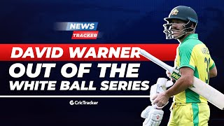 David Warner ruled out of remaining limited-overs games against India, Gambhir picks India's No. 5