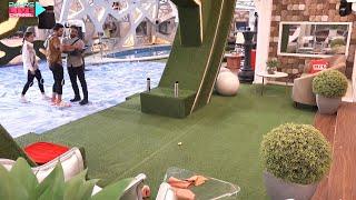 Bigg Boss 14 Exclusive: NEW Task Update, Water Theme? Contestants Wearing Knee and Elbow Pads