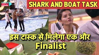 Bigg Boss 14: Ghar Me NEW Task Shark And Boat, Eijaz Ke Baad Milenge 2 Aur Finalist