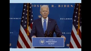 President-elect Joe Biden introduces economic team, assures America 'Help Is on the Way'