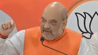 राजनीतिक स्वार्थ के चलते केसीआर ने आयुष्मान भारत योजना लागू नहीं होने दी: श्री अमित शाह