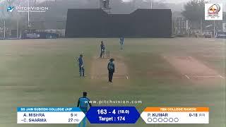 Red Bull Campus Cricket 2020 India Finals: Jaipur vs Ranchi