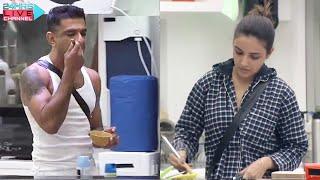 Bigg Boss 14 Live Feed: Eijaz Ko Manane Ke Liye Kya Jasmin Ne Banaya Halwa, Eijaz Ka Favorite Halwa