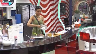 Bigg Boss 14 Live Feed: Rubina Ne Kiya Khana Banane Se Inkaar, To Jasmin ne Sambhala Kitchen