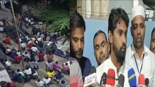BJP Workers Ne Kiya Aimim Candidate Par Hamla | Shaikpet | Hyderabad |