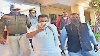 तंत्र मंत्र के नाम पर ठगी करने वाले बाबा को पुलिस ने पकड़ा | khandwa crime news in hindi