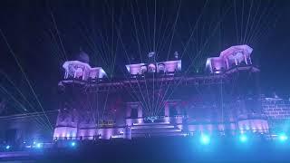 PM Modi attends Laser show during Dev Deepawali Mahotsav in Varanasi, Uttar Pradesh   PMO