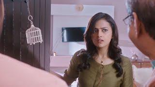 Aadi Meets Shraddha Srinath   Jodi Movie Scenes Malayalam   Shraddha Srinath
