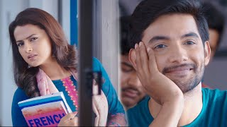 Aadi Tries to be in Contact with Shraddha Srinath | Jodi Movie Scenes Malayalam | Shraddha Srinath