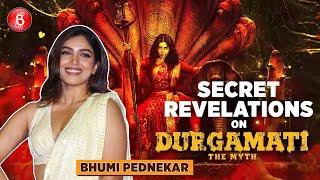 Bhumi Pednekar's SECRET Revelations On Durgamati