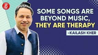 Kailash Kher: Some Songs Are Beyond Music, They Are Therapy | Satguru Meher Kar