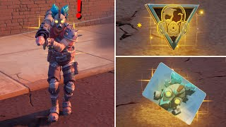 Fortnite All New Bosses, Vault Locations & Mythic Weapons, KeyCard Boss Ruckus in Season 5