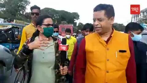 भारतीय जनता पार्टी कर रही है 7 तारीख को महारैली की तैयारियां