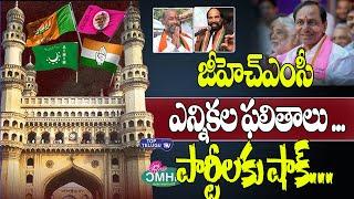 జీహెచ్ఎంసీ ఎన్నికల ఫలితాలు | GHMC Elections Results 2020  | Hyderabad | TRS | Top Telugu