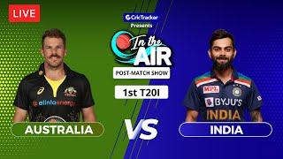 Australia v India - Post-Match Show - In the Air - 1st T20I
