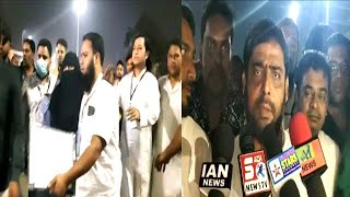 Aimim Mohd Ghouse Wins Ghansi Bazar Seat | Celebrating In Hyderabad |@Sach News