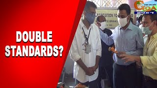 DRAG exposes govt's double standards! While Chief Minister celebrates World Disability Day