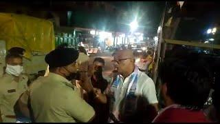 AAP leader Sandesh Telekar arrested on 'Baba's' directions?