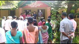 Sanguem MLA Prasad Gaonkar helps to dispose 550 FRC cases!