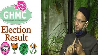 Asaduddin Owaisi After GHMC Result   AIMIM Will Not Go To Kerala And Assam  @Sach News
