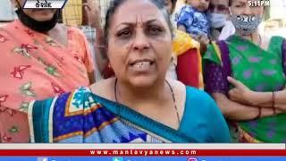 Junagadh: કેશોદમાં મહિલાઓએ છેલ્લા 20 વર્ષથી રોડ ન બનતા કર્યો વિરોધ
