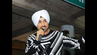 Watch: Actor-singer Diljit Dosanjh meets protesting farmers at Singhu border