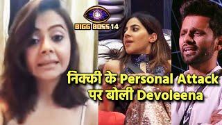 Bigg Boss 14: Rahul Vaidya Par Nikki Ne Lagaye Ghinone Ilzam, Bhadak Gayi Devoleena, Kya Boli