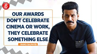 Manoj Bajpayee's HONEST Confession On Award Functions
