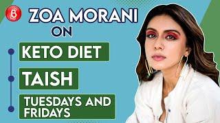 Zoa Morani's Candid Chat On Winning Covid-19, Keto Diet, Taish, Tuesdays And Fridays