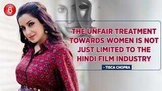 Tisca Chopra's BOLD Talk On The UNFAIR Treatment Of Women In Bollywood | Rubaru