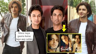 Sushant Singh Close Friend Sidharth Gupta Very Happy After Besharam Bewaffa Song Became Hit