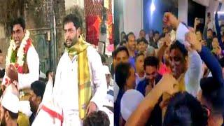 Aimim | Mohd Ghouse | Ali Muzaffar Celebrating After Winning The Seats | Ghansi Bazar | Hyderabad |