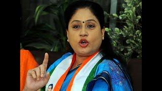 Telangana: Veteran actress Vijayashanthi quits Congress, to join BJP on Monday