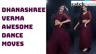 Dhanashree Verma Awesome Dance Moves On Ranbir Kapoor, Anushka Sharma's Cutiepie Song | Catch News