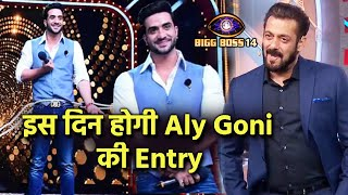 Bigg Boss 14: Aly Goni Ki Re-Entry Hogi Is Din, Sabse Badi Khabar | BB 14