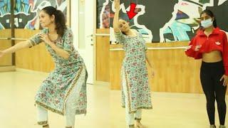 Ankita Lokhande Badly Missing Sushant Singh Dancing On Kaun Tujhe Song Very Emotionally