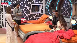 Bigg Boss 14 Live Feed: Aate Hi Aly Goni Ne Rubina Aur Jasmin Ki Dosti Kar Di, Kashmera Villain Bani