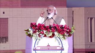 PM Modi's speech at the laying of the foundation stone of the New Parliament Building in New Delhi