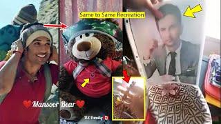 Sushant Singh Sister Shweta Singh Shared Very Emotional Video. Sushant As Mansoor Khan Recreation