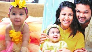 Latest Alya Manasa With Baby Aila Syed's Cute Photoshoot | Alya Manasa, Sanjeev