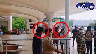 Pawan Kalyan At Gannavaram Airport | Janasena Chief Pawan Kalyan | Pawan Kalyan GudipaduTour
