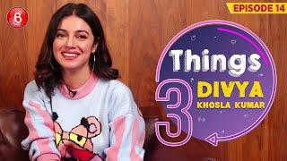 Divya Khosla Kumar: My 3 Favourite Celebrities Are Salman Khan, Rekha And Sridevi | 3 Things