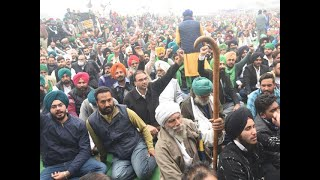 Farmers' protest: Farm leaders will sit on hunger strike on December 14