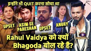 Bigg Boss 14: Rahul Vaidya Ko BHAGODA Kehne Walon Ko Ankur Ka Muh Tod Jawab
