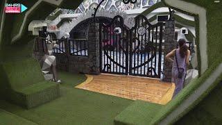 Bigg Boss 14: NEW TASK Set Up Ready, Giant Gate Outside House - Captaincy Task