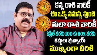 Tula Rasi and Kanya Rasi 2021 | Venu Swamy Predictions For Libra and Virgo |Astrology | TopTeluguTV