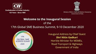 17th Global SME Business Summit 2020: Inaugural Session