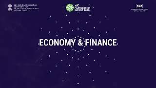 Economic Trends at CII Partnership Summit 2020