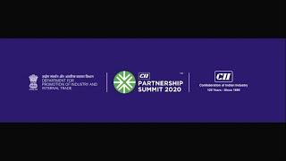 Partnership Summit 2020: Partnerships for Lives, Livelihood and Growth